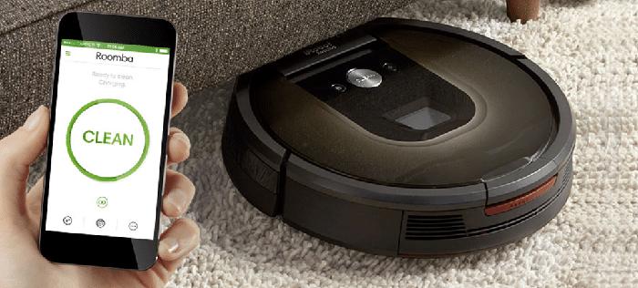 Irobot Roomba 980 aspirapolvere