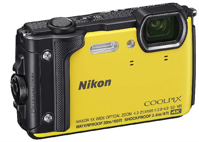 Nikon Coolpix W300 fotocamera waterproof