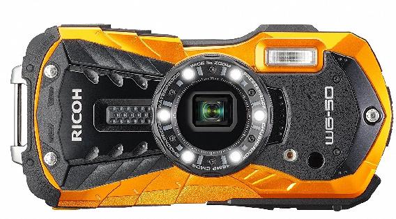 Ricoh WG-50 Fotocamera compatta impermeabile