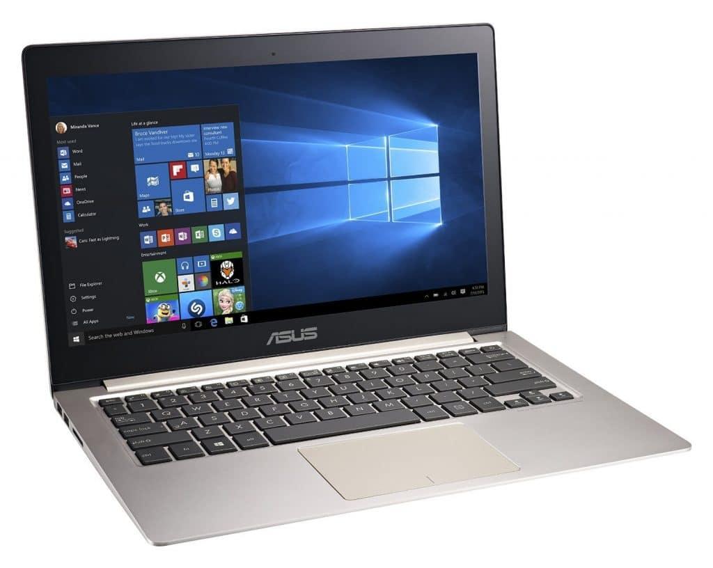 asus UX303UB portatile per scrivere