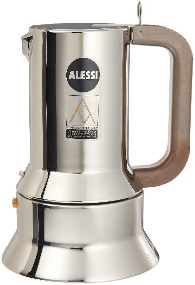 9090 Magnum Alessi , caffettiera ad induzione
