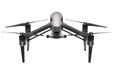 DJI Inspire 2 drone professionale