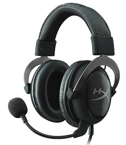 HyperX Cloud II cuffia gaming