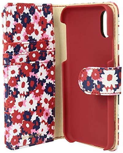 Michael Michael Kors Carnation Folio custodia iphone
