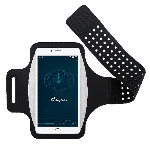 fascia da braccio porta smartphone