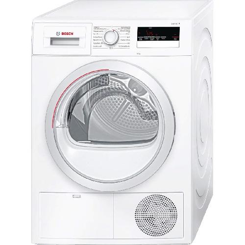 Bosch Serie 4 WTH85200ES, asciugatrice a condensazione