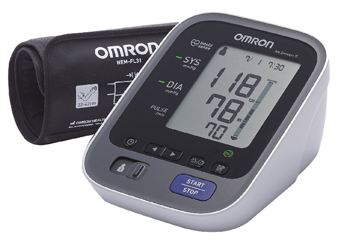 misuratore di pressione Omron
