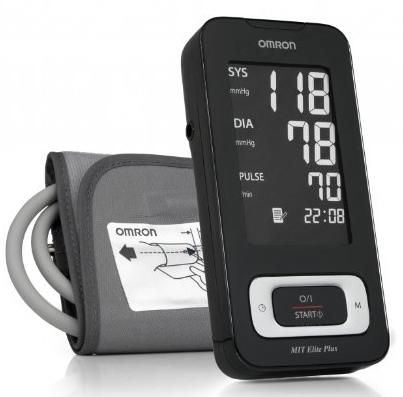 misuratore di pressione da braccio omron