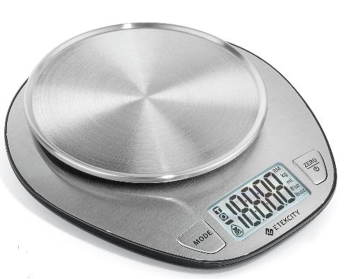 Etekcity bilancia da cucina acciaio