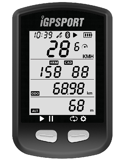 contachilometri GPS ciclismo