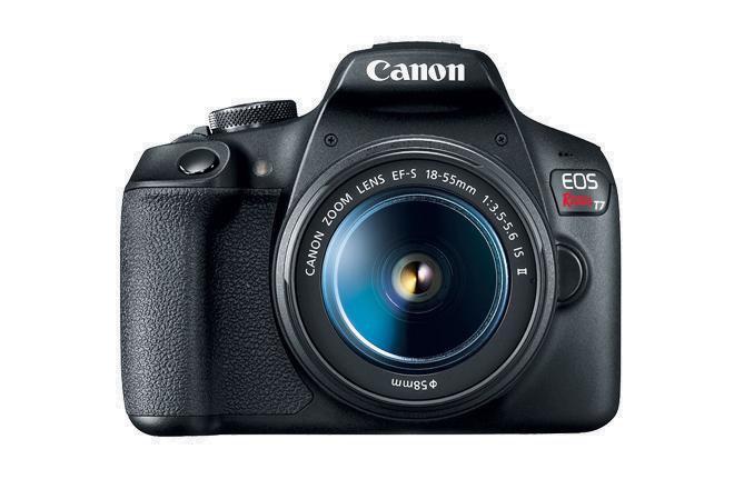 Canon-Rebel-T7 - fotocamera dslr