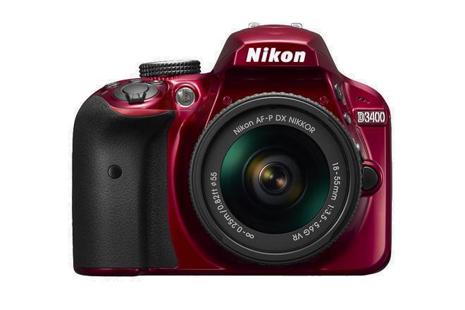 Nikon-D3400 - fotocamera per principianti