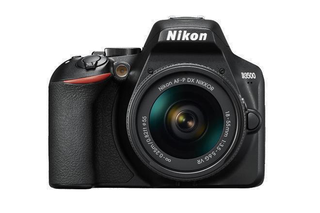 fotocamera DSLR Nikon-D3500