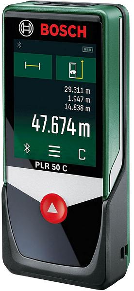 misura distanza laser bosch