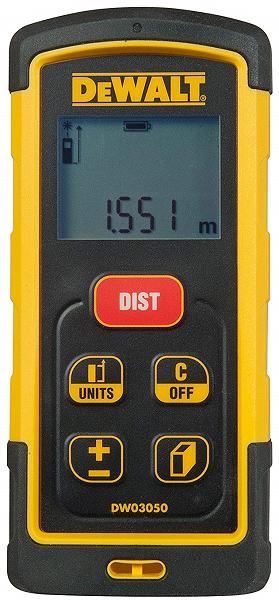misuratore distanza laser dewalt