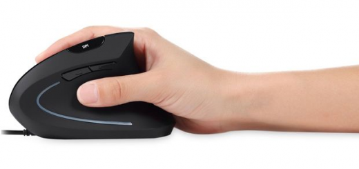 mouse ergonomico