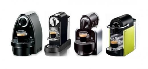 macchina caffe nespresso
