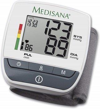 sfigmomatometro da polso medisana